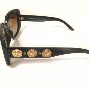 ee8c40ba026f Versace Accessories - Versace Polarized Sunglasses with Case